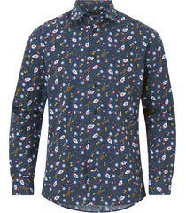 skjorta onsxmas ls funny ditsy shirt, slim fit