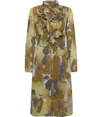 lillysz dress dresses everyday dresses grön saint tropez