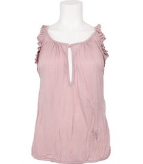 amy gee top - rosa chiaro - pink