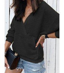 bolsillos capucha diseño mangas raglán sudaderas con capucha