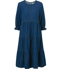 jeansklänning crmaj denim dress