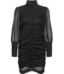 benji dress kort klänning svart birgitte herskind