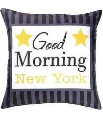 poszewka na poduszkę new york