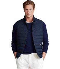 polo ralph lauren men's reversible down vest
