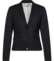 blazer long-sleeve blazers business blazers blauw taifun