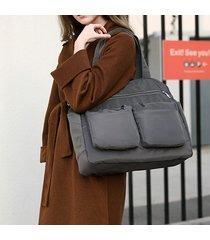 borsa a tracolla casual multiscompe donna borsa