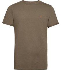 nørregaard t-shirt t-shirts short-sleeved grön les deux
