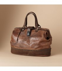 rustic couture doctor's bag