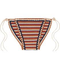 solid & striped x re/done bikini bottoms