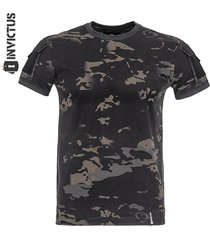 camiseta camuflada invictus army multicam black