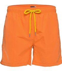 cf swim shorts badshorts orange gant