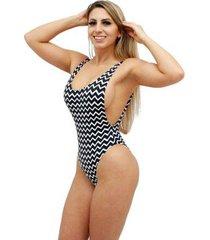 maiô criativa urbana feminino body cavado de praia - feminino