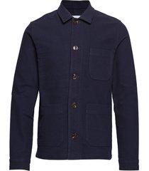 worker jacket 10816 jas lichte jas blauw samsøe samsøe