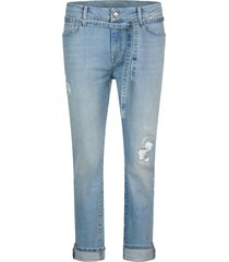 summum 4s2142-5094 tapered jeans soft cotton indi