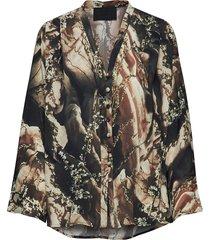 butt d blouse blouse lange mouwen multi/patroon diana orving
