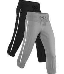 pantaloni in felpa (nero) - bpc bonprix collection