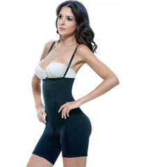 vedette isabelle 504 butt lifter bodysuit - removable straps firm control shapew