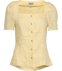magali blouses short-sleeved geel baum und pferdgarten