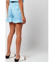 helmstedt women's mira shorts - tangle - l
