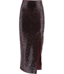 in the mood for love tilo sequined skirt