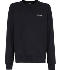 balmain flock sweatshirt - eco design