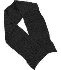 isotoner men's rib scarf