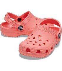 crocs classic clog infantil fresco - feminino
