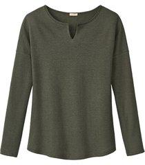 shirt, olijfgroen 40/42
