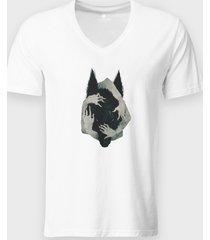 koszulka tajemniczy wilk