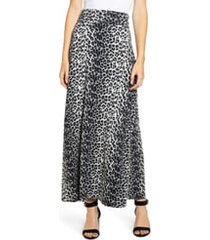 women's loveappella roll top maxi skirt