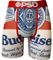 psd underwear budweiser classic beer alcohol urban mens boxer briefs 21710015
