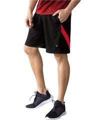 masculino deportivo pantaloneta negro leonisa 518010