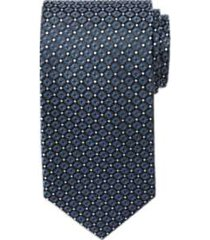 awearness kenneth cole blue check extra long narrow tie