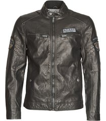 windjack petrol industries jacket pu