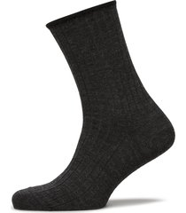 egtved socks wool no elastic , underwear socks regular socks svart egtved