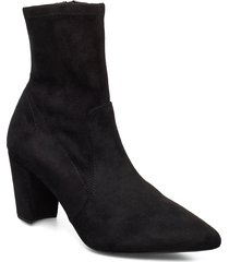 kart_f19_stl shoes boots ankle boots ankle boots with heel svart unisa