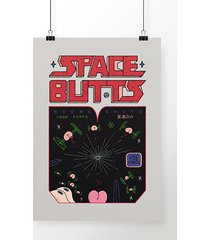 poster space butts