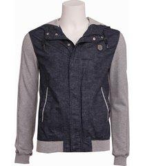 saint tropez jeans jacket - antony morato - jassen - blauw