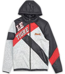 le tigre men's merritt track jacket