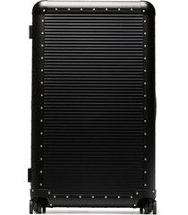 fpm milano bank spinner 84 suitcase - black