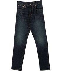 ralph lauren dark blue jeans
