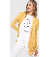 cardigan  amarillo active