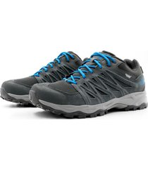 zapatilla m truckee wp gris the north face