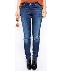 lee - jeansy scarlett pitch royal