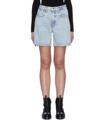 boy denim shorts