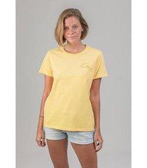 camiseta borderless summer melty - feminino