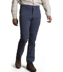 pantalón desmontable azul rockford