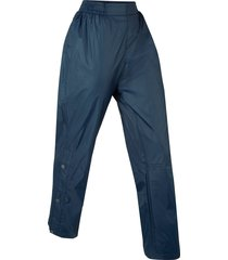 pantaloni antipioggia lunghi (blu) - bpc bonprix collection