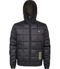 g-star meefic sqr quilted jacket black