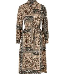 klänning objsian l/s shirt dress